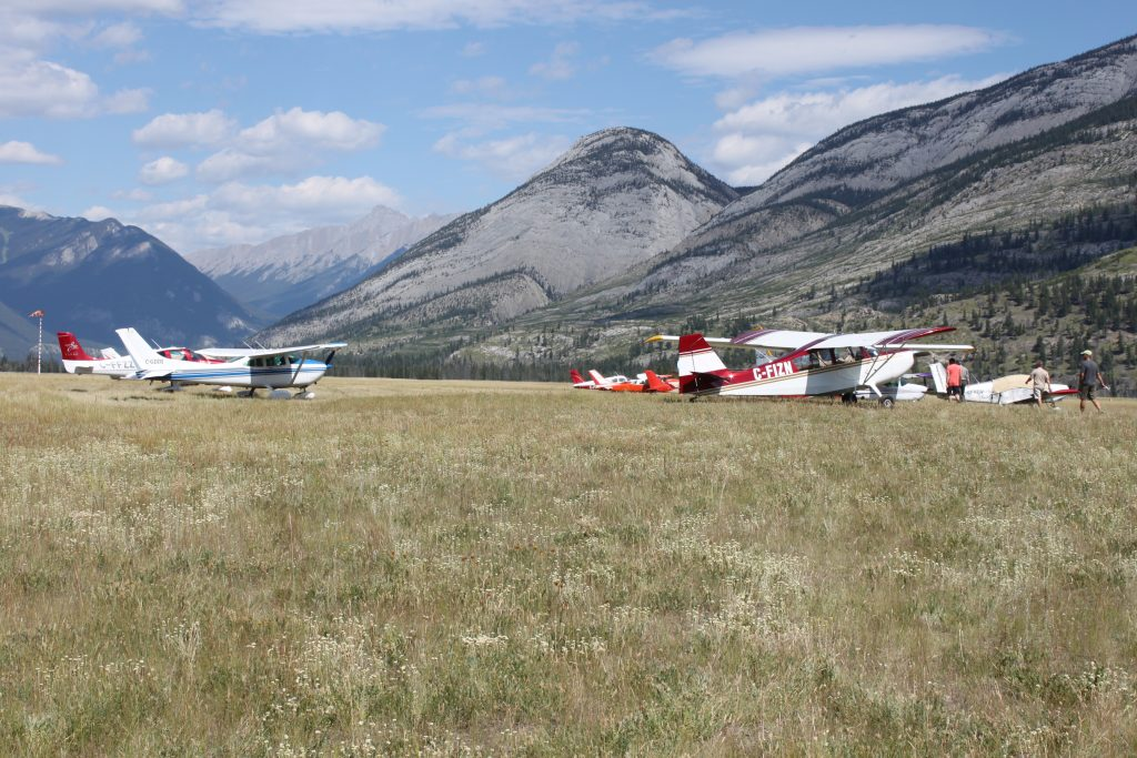 Jasper Airport. Successfully reopened in 2013 thanks in part to resources from the Freedom to Fly Fund