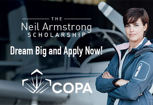 Neil Armstrong Scholarship Applications Open