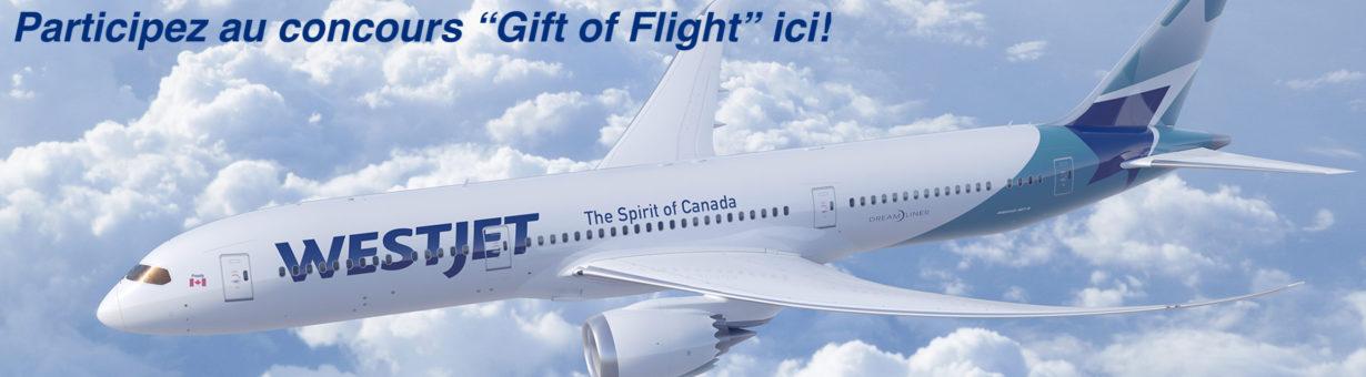 Gift of Flight F3