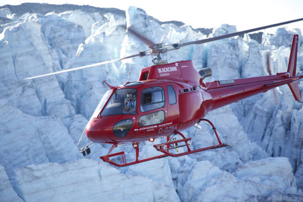 Blackcomb Helicopters Goes Green