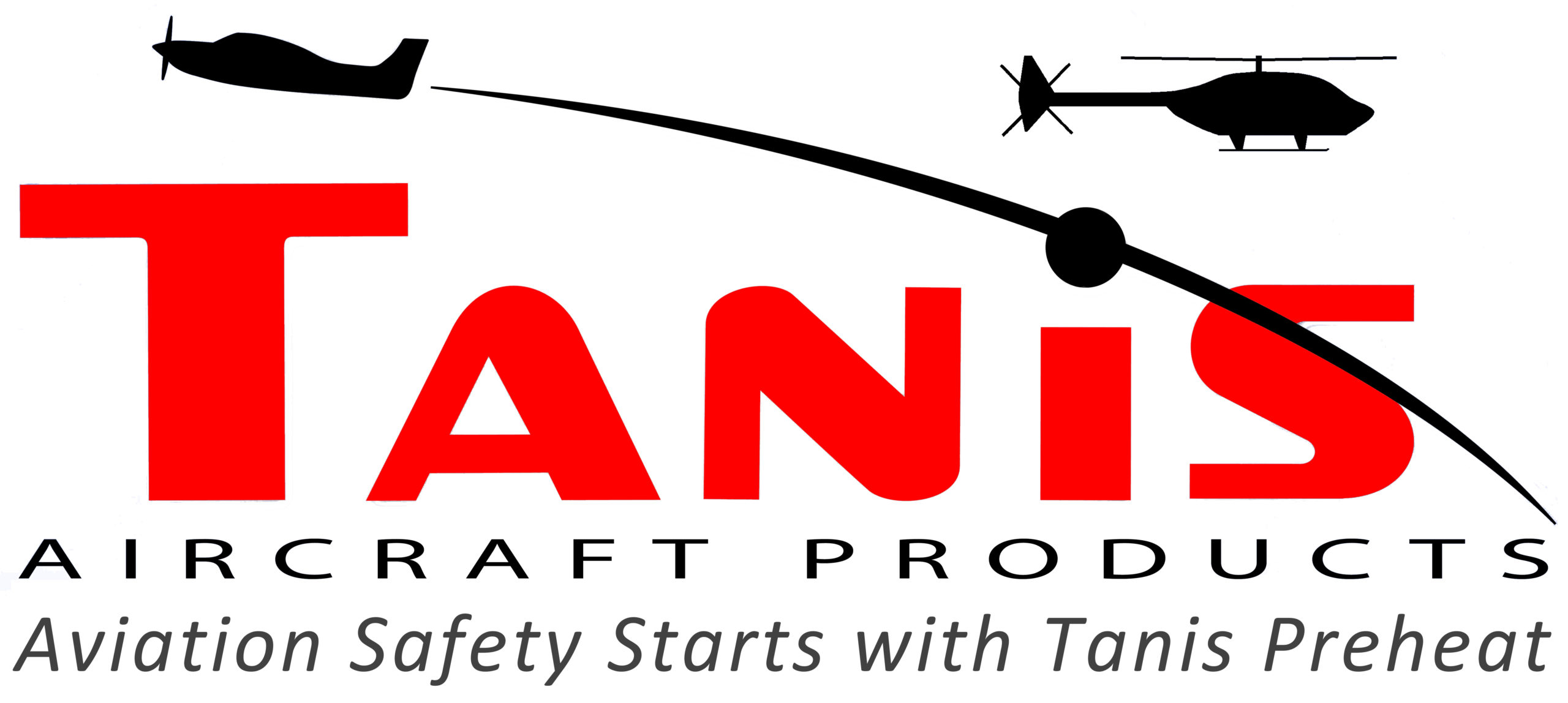 Tanis Aircraft Products Logo